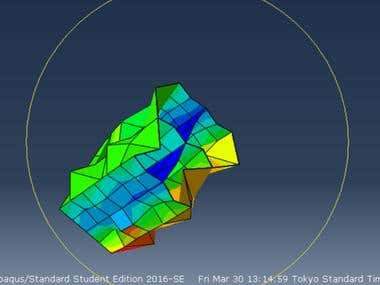 Buckling analysis of steel diaphragm structure with concrete
