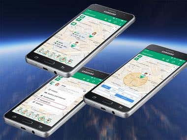 MyLocation: Android Location Application