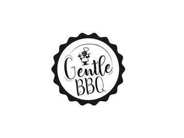 Gentle BBQ Logo Design