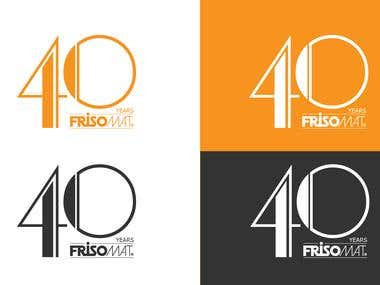 Frisomat Logo Design