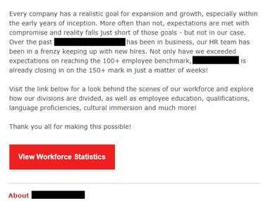 Service | Email Marketing (Ex. 1)