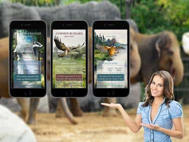 Welcome to Zoo: Bird Research App (iPhone, iPad, Android)