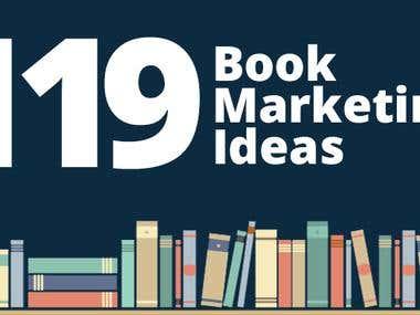 E-BOOK/BOOK MARKETING