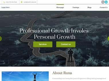 Runa - Client Project