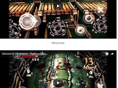Samurai - Unity3D