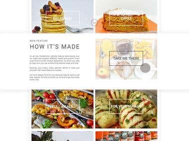 """Project """"Foodahalolics"""""""