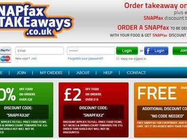 SNAPfax TAKEaways