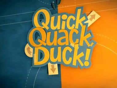 Zack & Quack promo (AKA Quick Quack Duck)