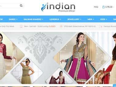Indian Premium Wear