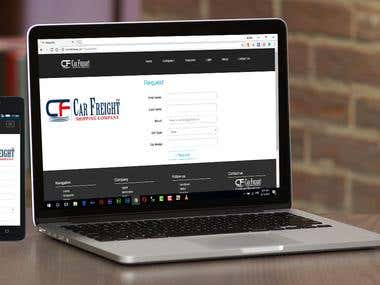 CarStore Website