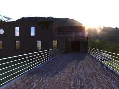 3D Architecture - 3ds Max & Sketchup