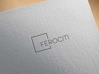 Design logo Ferociti