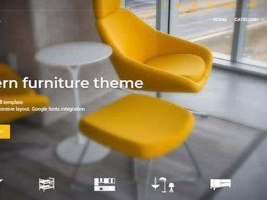 Mobel Furnitures Website