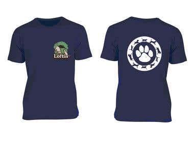 Vet T-Shirt Design
