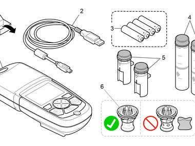 Scientific Product Illustration_1