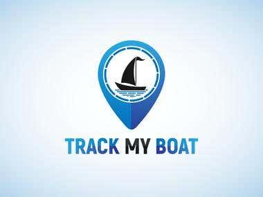 boat tracker logo