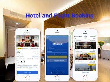 Excepedia _ Hotel and Flight Booking