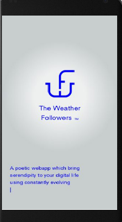 The Weather Followers