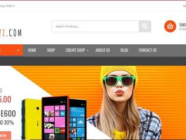 yoShop | online shopping site