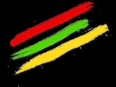Reggae Vibe Stipes