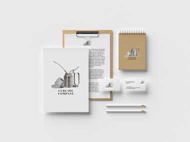 Branding Design Set