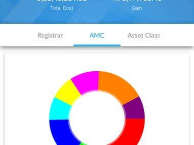 iOS Financial Investment App