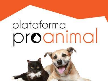 Plataforma ProAnimal - identity