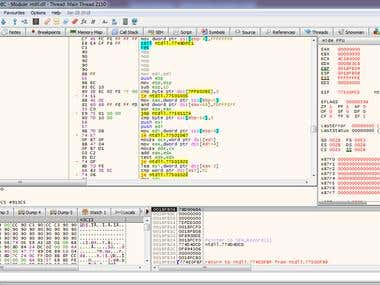 Recover lost source code from executable