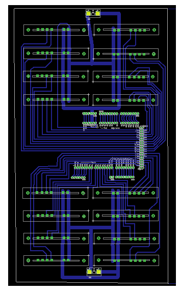 "16-Channel Motor driver ""Relay"""