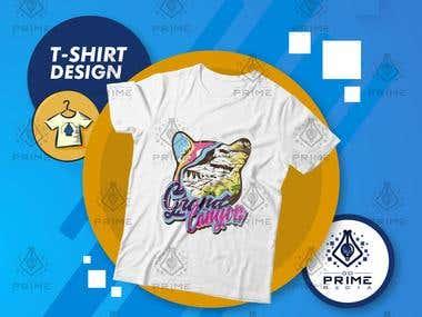 T-shirt Design - Grand Canyon