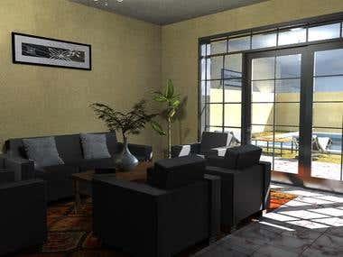 Interior renders