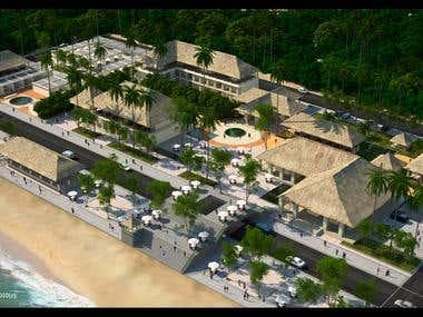 Pangandaran Resort