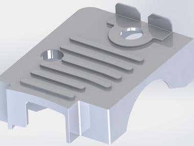 Сoffee maker parts (3D-print)