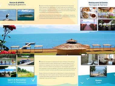 Graphic Design | Brochures (Inside)