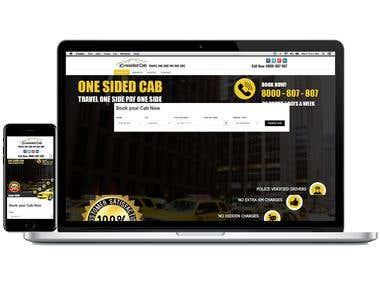 www.onesidedcab.com