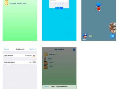 IOS Game App