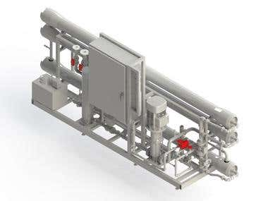 Osmosis System 50GPM