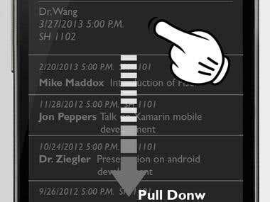 An Smart Phone App