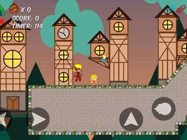 Upcoming 2D Platformer Game