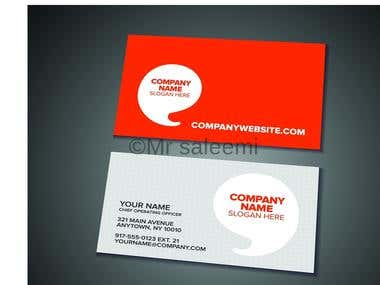 business card desginer