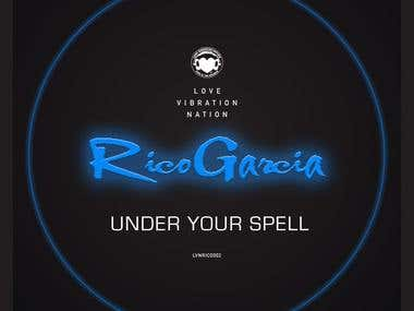 Rico Garcia CD Cover