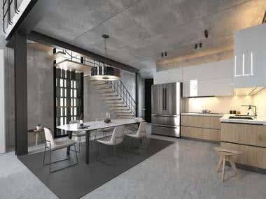 CG House