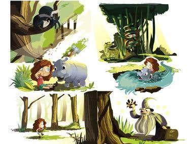 Pipiona Children book