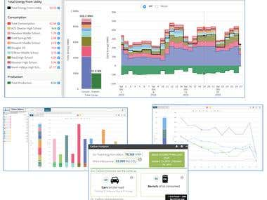 Data Analytics & Dashboard Development