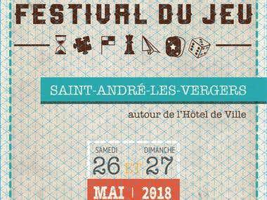 Poster Games Festival