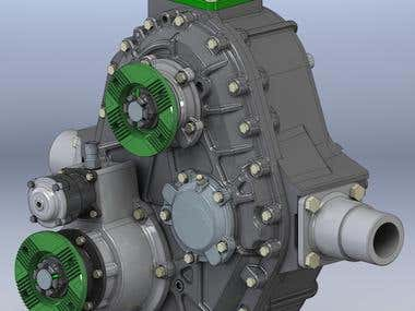 Reduction Gear.