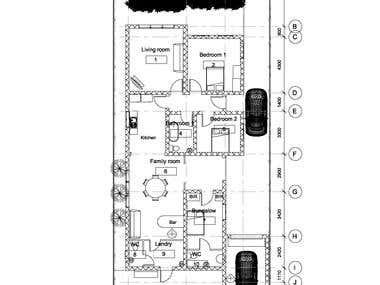 House modification
