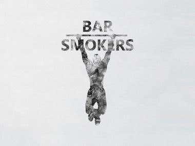 BAR SMOKERS LOGO