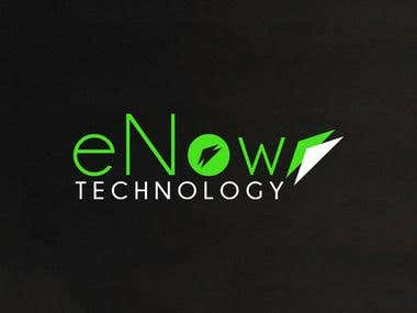 ENOW TECHNOLOGY LOGO