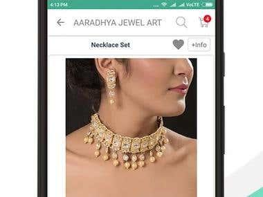 Jumkey Online Shopping App